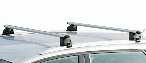 VDP Alu Relingträger CRV107A kompatibel mit Hyundai ix35 5 Türer 2010-2015 abschliessbar